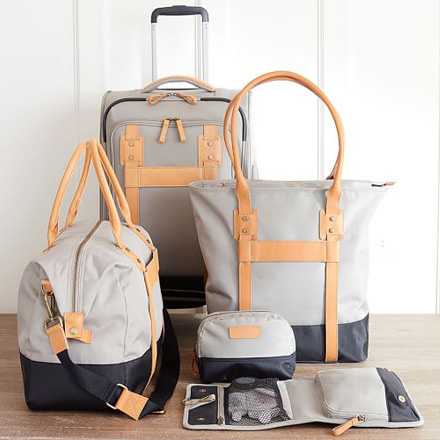 arh creative - Rive Travel Collection Client: Pottery BarnPhoto: Courtesy of Pottery Barn