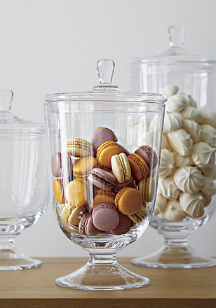 arh creative - Anastasia Covered Jars Client: Crate & Barrel Photo: Courtesy of Crate & Barrel