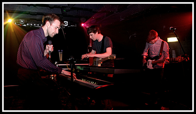 Steven Parker Photography - York based photographer - Dutch Uncles