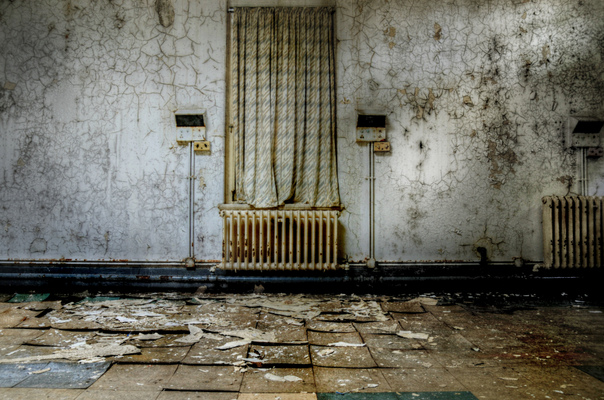 Steven Parker Photography - York based photographer - The Abandoned Hospital