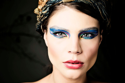 Make Up by ASM - Scandinavian Dreams for Blur Magazine