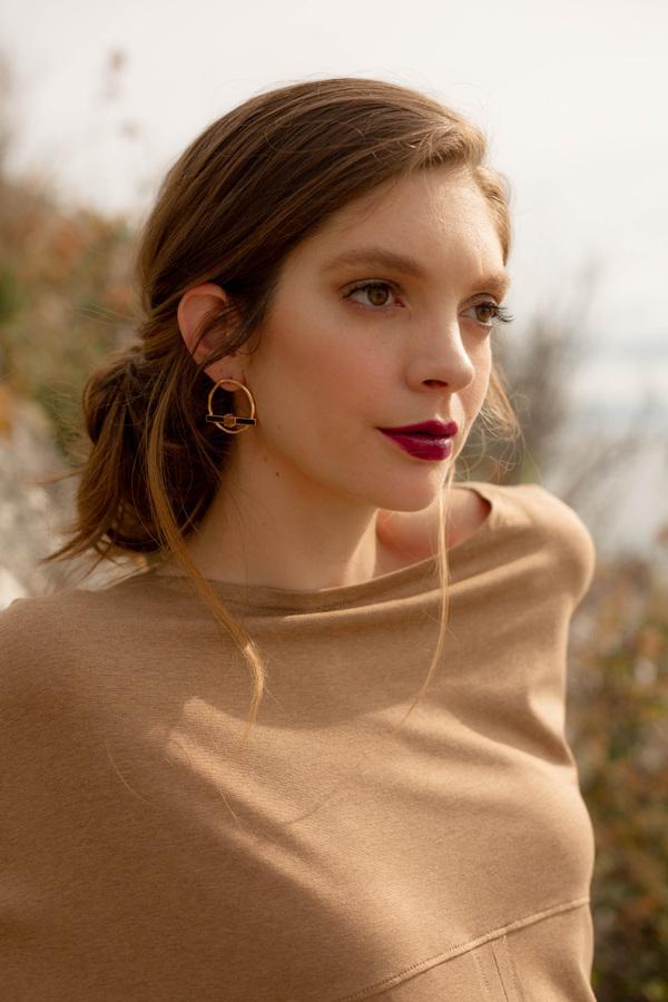 Make Up by ASM - Hailey Gerrits FW19 - Inga Avedyan
