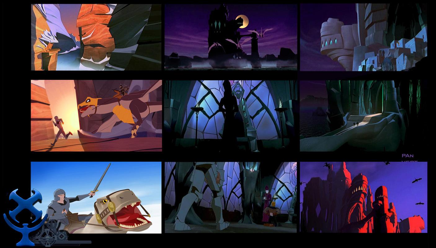 aurora jimenez ▪ visual storytelling - EL GUERRERO SIN NOMBRE / Tornasol Films / Production Designer Movie stills