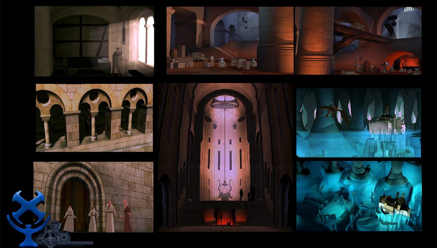 aurora jimenez ▪ visual storytelling - EL GUERRERO SIN NOMBRE / Tornasol Films / Production Designer Sets stills