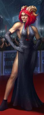 Celeste Hansen - Ms. Kent - SR5: Complete Trog