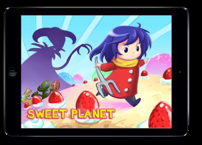 illufish - Sweet Planet