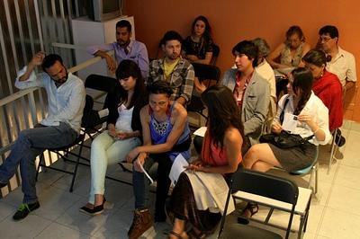 Fundación-Colección EPPCI A.C. - Diálogo con los asistentes/Cortometrajes