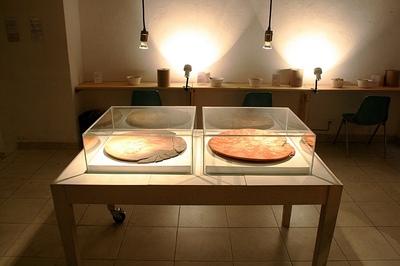 Fundación-Colección EPPCI A.C. - COMALE objetos en exhibición.