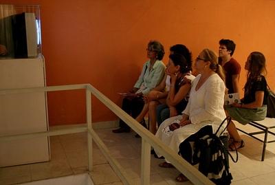 Fundación-Colección EPPCI A.C. - DOCUMENTAL COMALE/Sala de proyectos