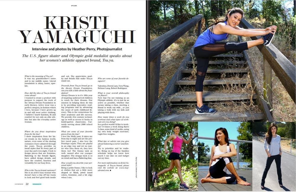 Heather Perry- Fashion Photography-San Francisco - Kriti Yamaguchi Photoshoot & Interview for Livid Magazine