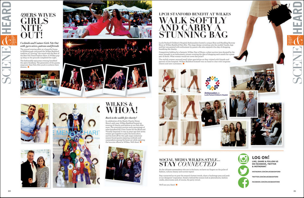 Heather Perry- Fashion Photography-San Francisco - Wilkes Bashford Magazine