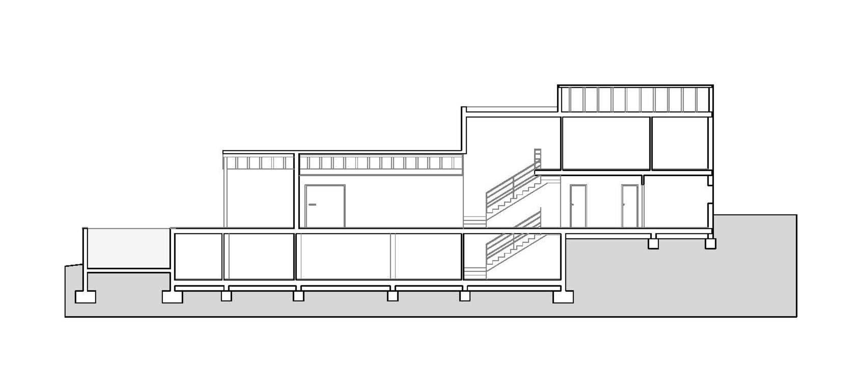 arqestudiBOMON - sección / section