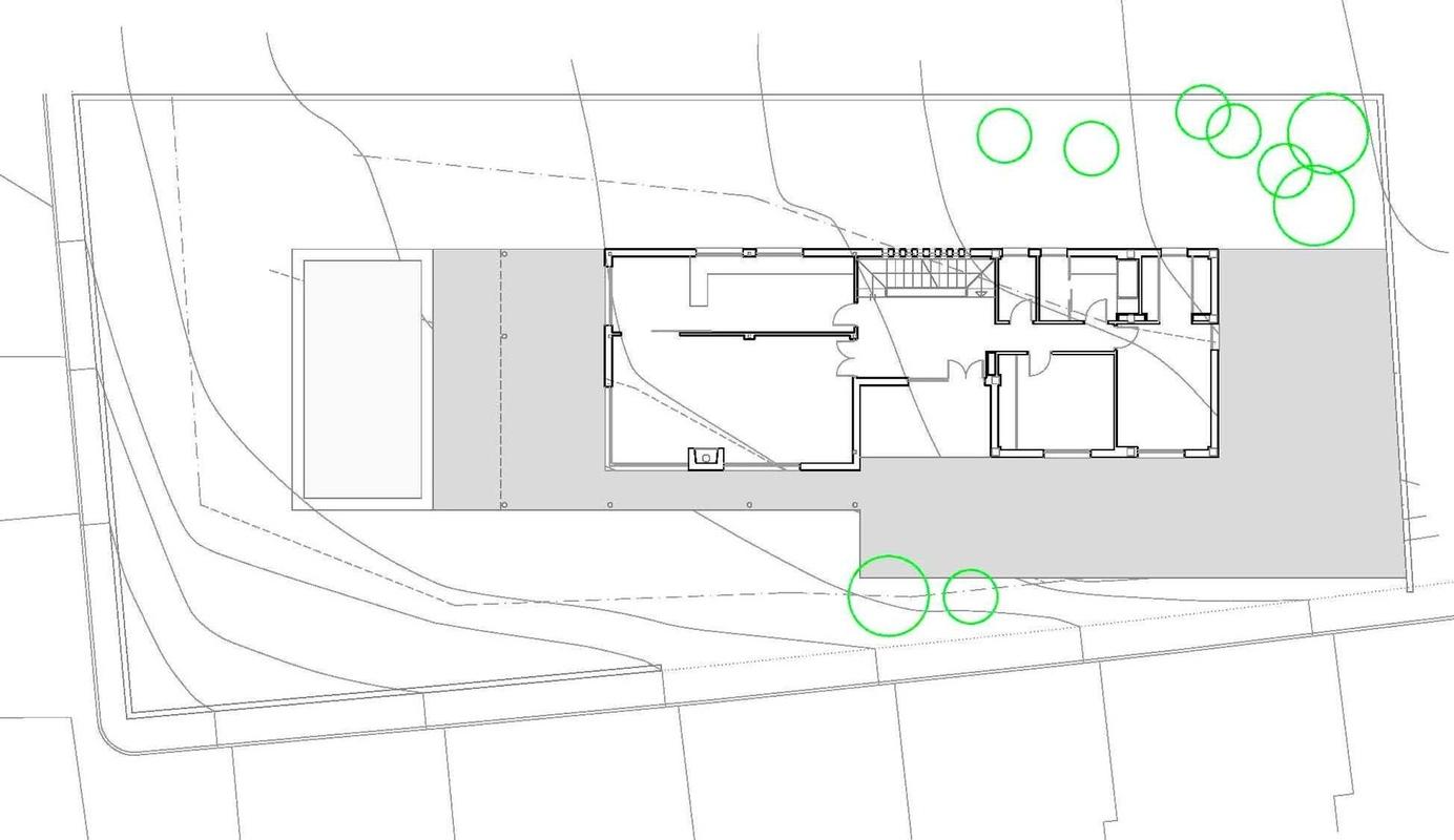 arqestudiBOMON - planta baja / ground floor
