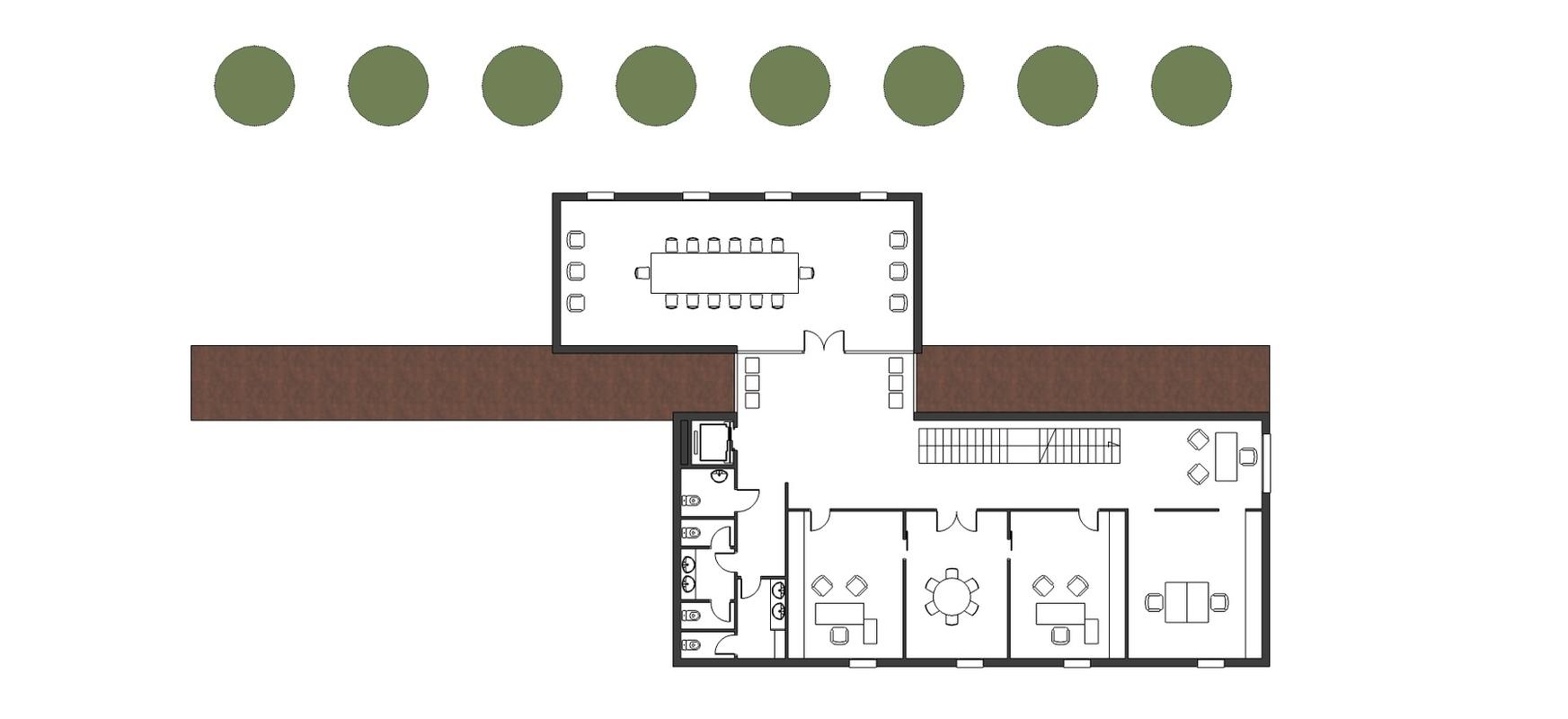 arqestudiBOMON - planta primera / first floor