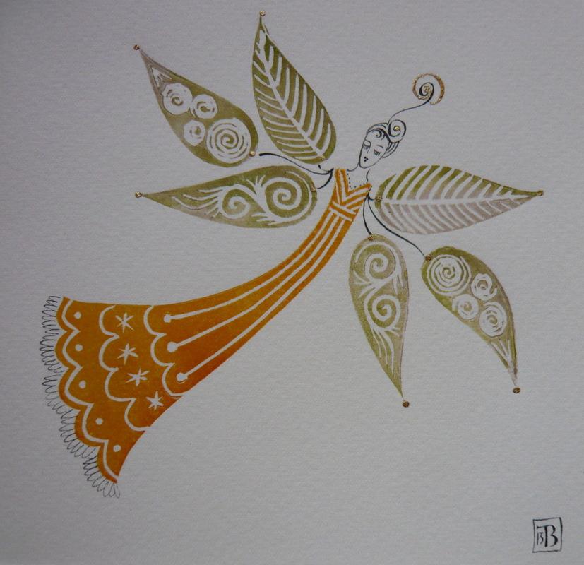 Firingan Kalligrafi - Engel 3