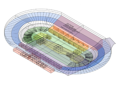 Margaret Molly McCormick Portfolio - Velodrome Space Planning