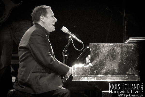 Philip Howe Photography - Jools Holland@ Hardwick Live