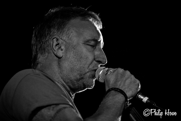 Philip Howe Photography - Peter Hook @ 53 Degrees, Preston