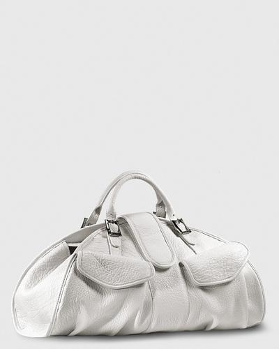 PALADINE - leather goods - CLEO L / White Buffalo leather