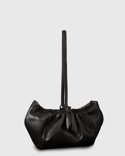 PALADINE - leather goods - Black Calfskin / Black Lambskin