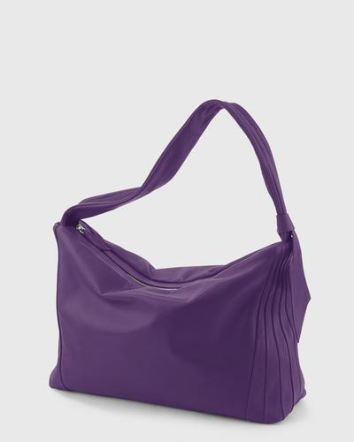 PALADINE - leather goods - Violet Lambskin