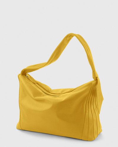 PALADINE - leather goods - Yellow Lambskin