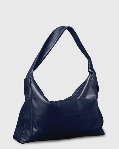 PALADINE - leather goods - Navy blue Lambskin