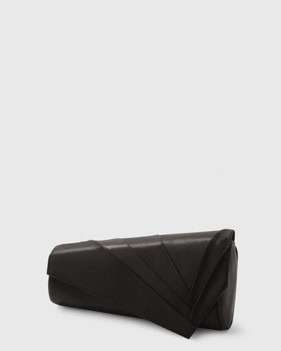 PALADINE - leather goods - Black Lambskin