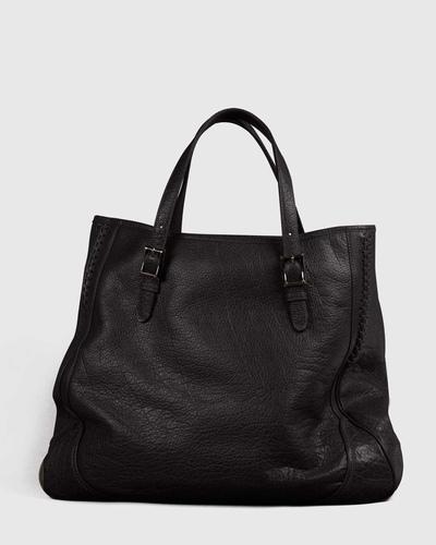 PALADINE - leather goods - Black Buffalo leather