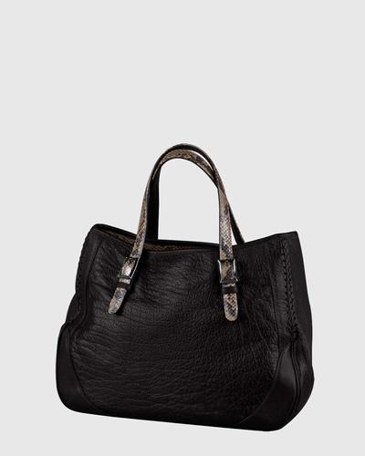 PALADINE - leather goods - HARMATTAN M
