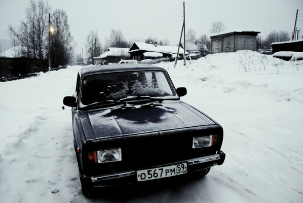 a l e s s a n d r o f a g i o l i - Poselok Usva, Russia