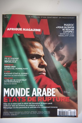 William Dupuy Photographe - Afrique Magazine