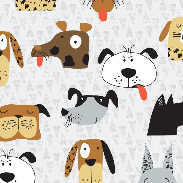 Tina Beans - doggies