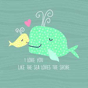 Tina Beans - Whale love