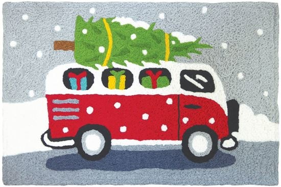 Tina Beans - Holiday Van 21x33