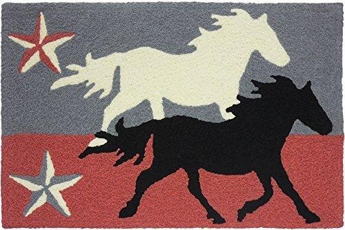Tina Beans - Mustangs 21x33: