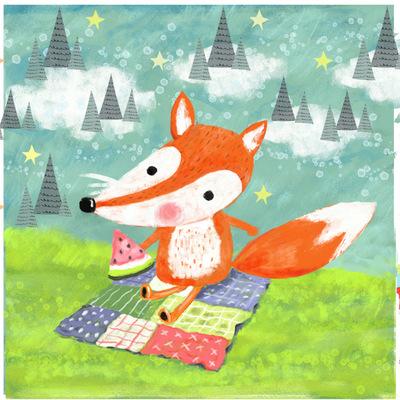 Tina Beans - Foxy picnic