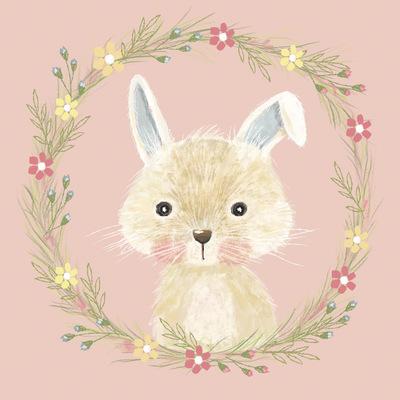 Tina Beans - Summer bunny