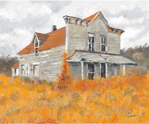 Tina Beans - Old prairie storefront