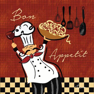 Tina Beans - Bon appetit