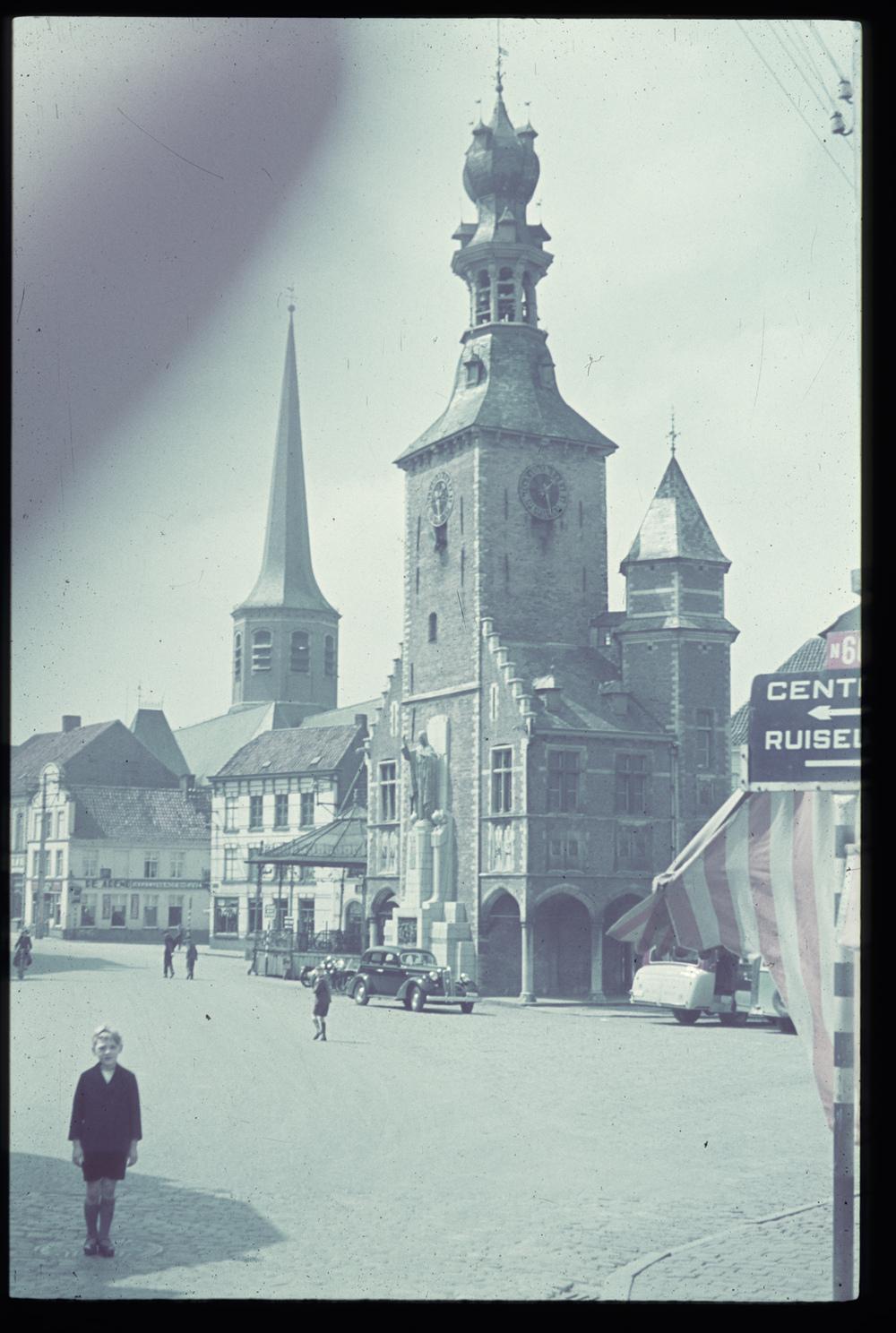 estibalitzphotography - Recovering photos from M. d'Haene (Tielt, 1938 - 1950)