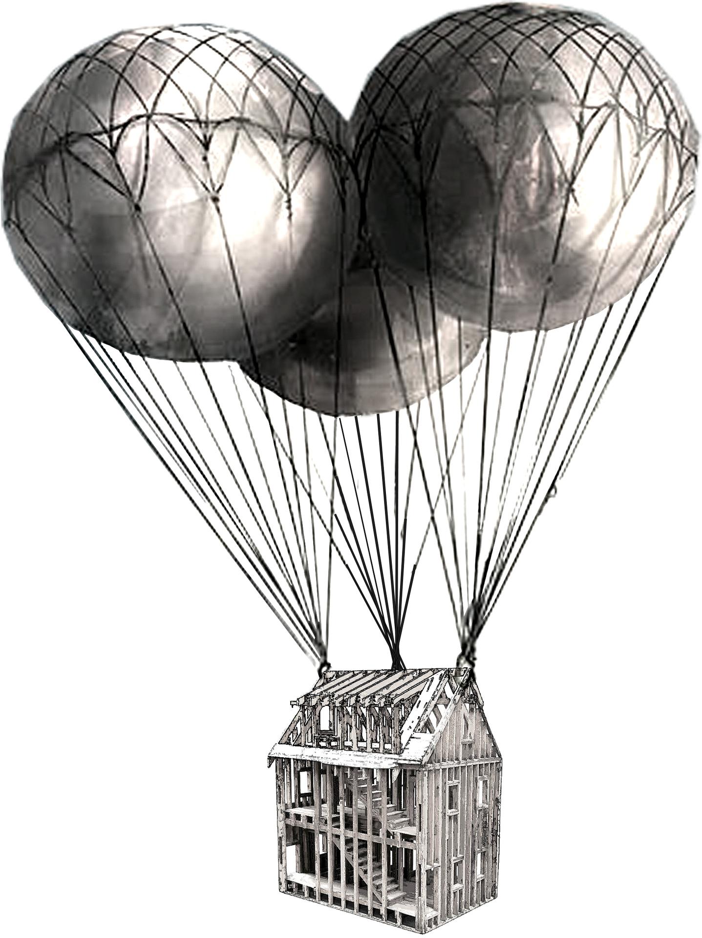 balloon frame house