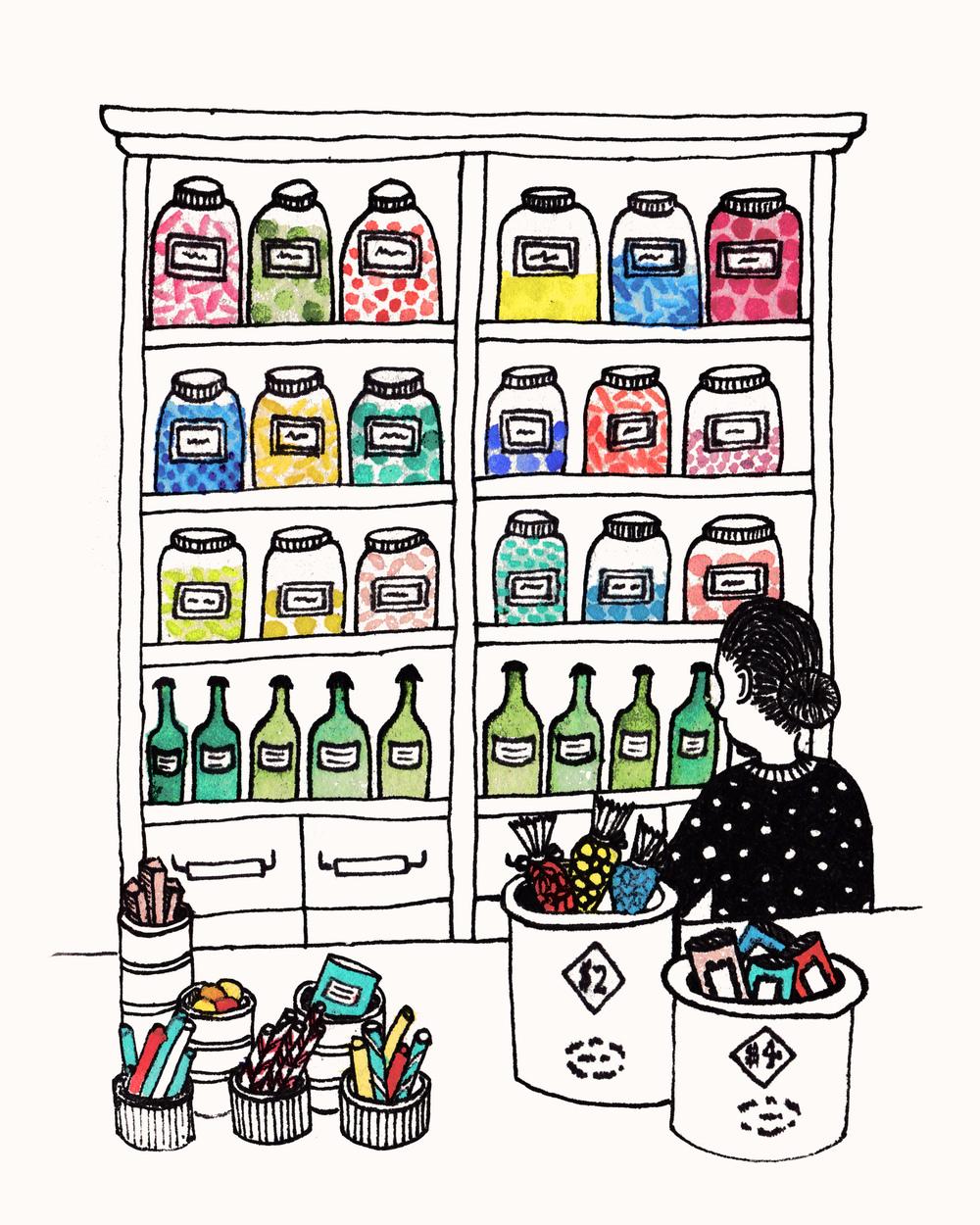 Mrs. Ciccoricco - Illustrations