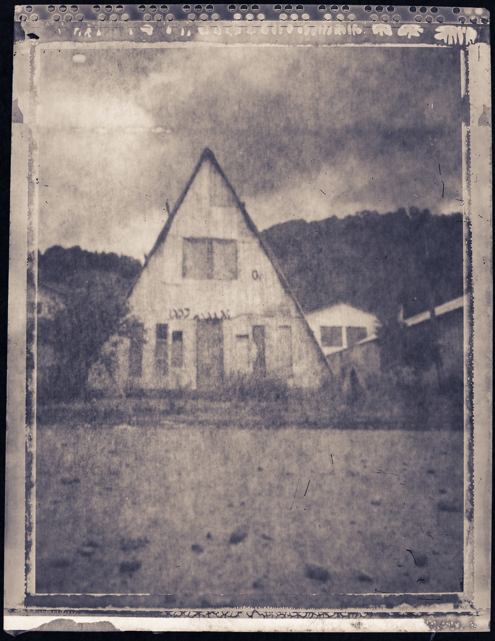 William  Bossen - Pinhole Images from the World