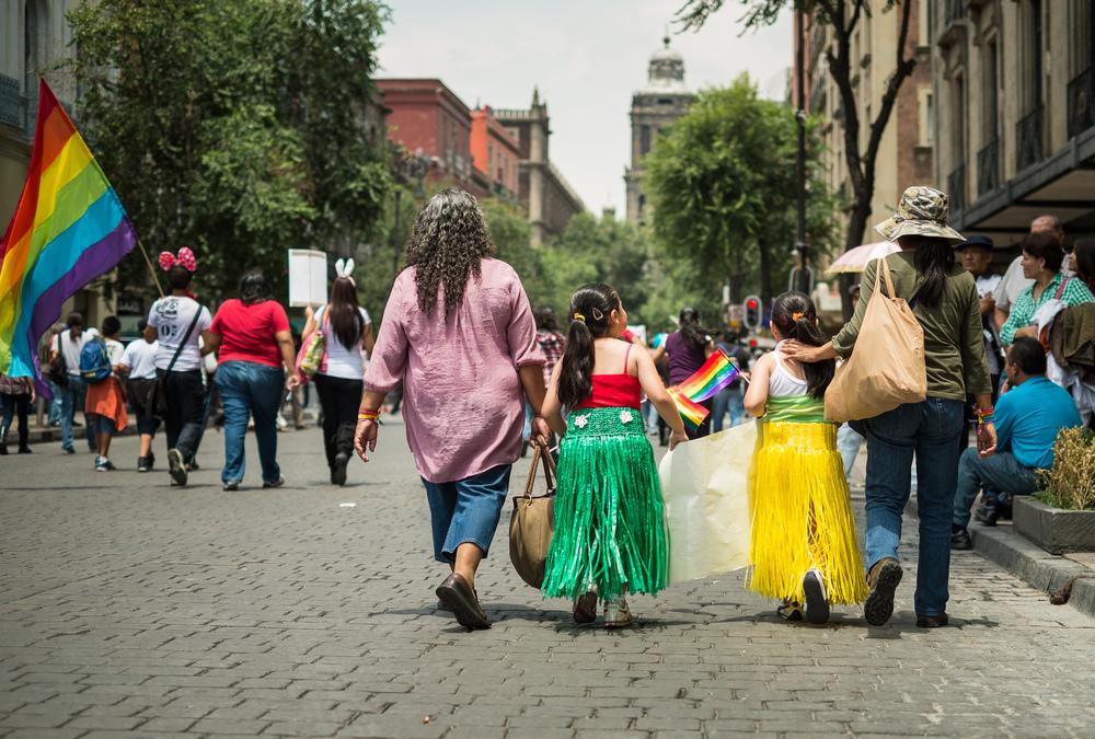 William  Bossen - Mexican Gay Pride