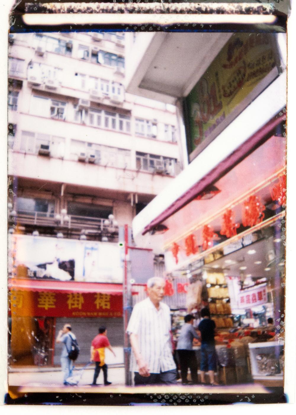 William  Bossen - Hongkong