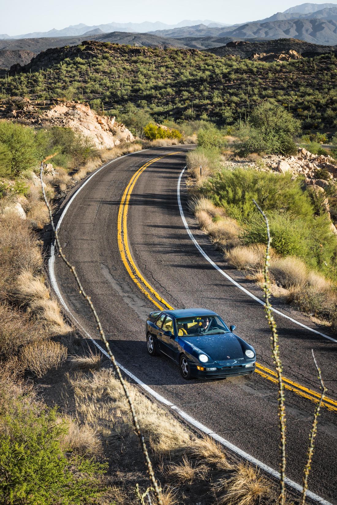 David Urbanic - Porsche & Mini - Mountains