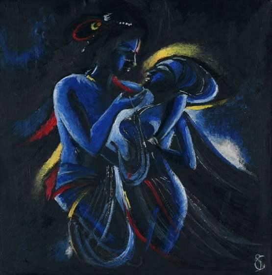 Romance: Radha-Krishna Series