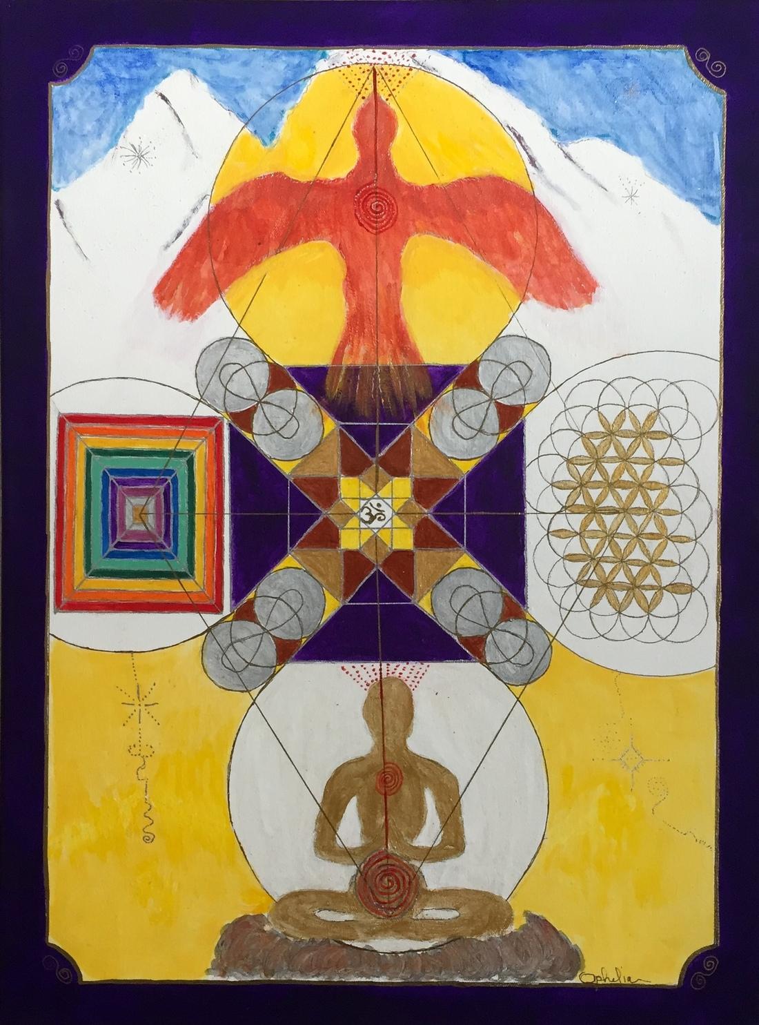 Stephanie Ophelia Kiser - Rising Consciousness