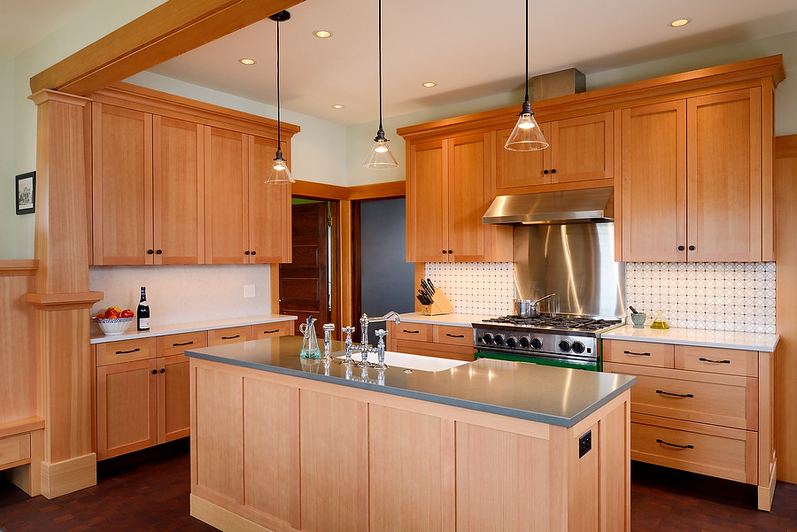 West Seattle Kitchen Holland Stephens Interiors